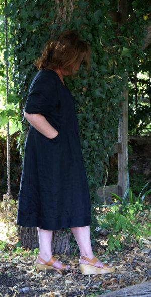 Blouse et robe Basilic patron de couture Christelle BENEYTOUT