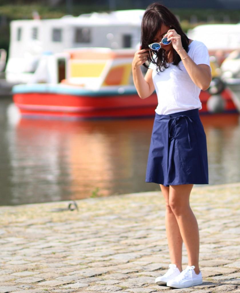 patron de couture jupe-culotte muscade