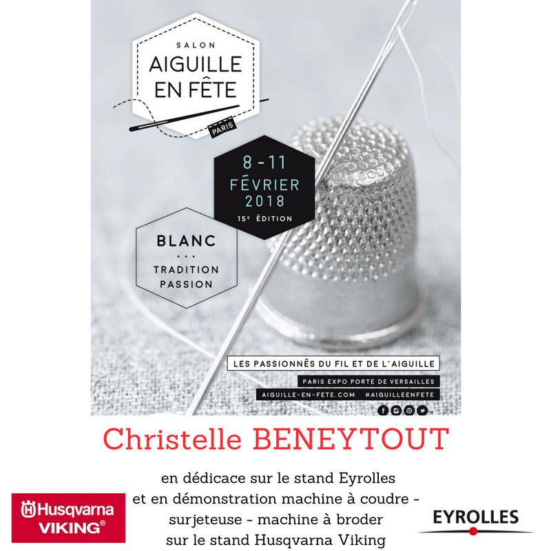 AEF Paris Christelle BENEYTOUT